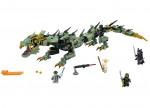 Robotul-balaur Ninja Verde, 70612, LEGO Ninjago