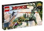 Robotul-balaur Ninja Verde, 70612, LEGO, LEGO Ninjago