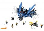 Avion cu reactie, 70614, LEGO Ninjago
