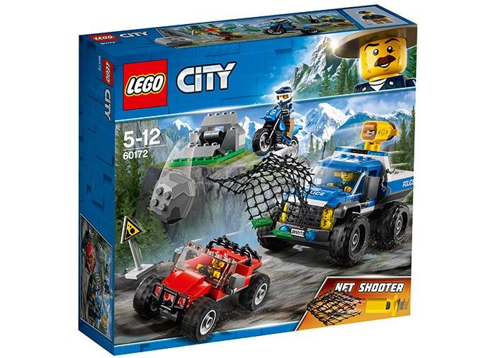 Goana pe teren accidentat, 60172, LEGO