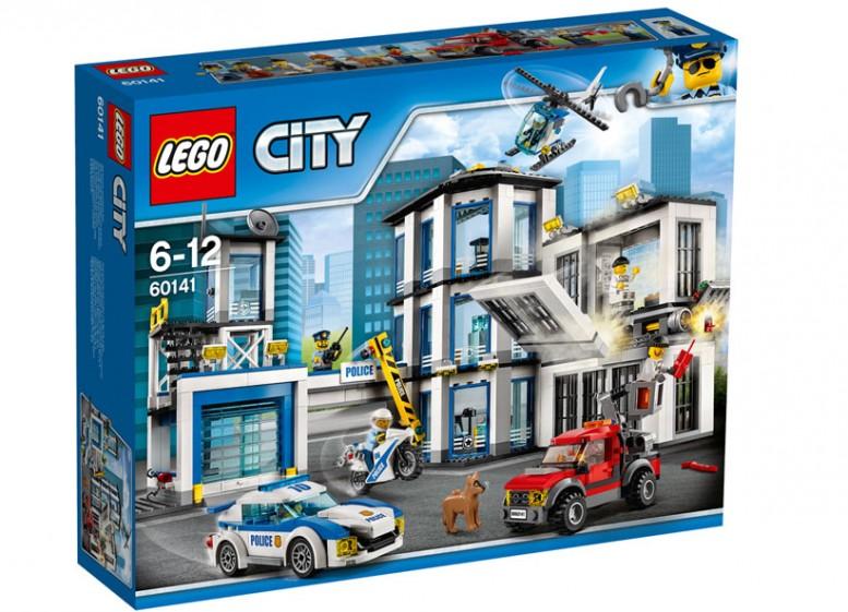 Sectie de politie, 60141, LEGO, LEGO City