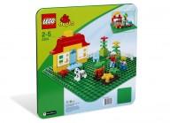 Placa verde, LEGO DUPLO, 2304