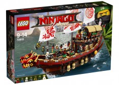 Destiny's Bounty, 70618, LEGO, LEGO Ninjago