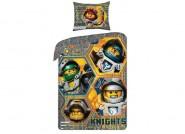 Lenjerie de pat cavalerii, LEGO NEXO KNIGHTS, 398989