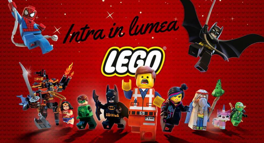 Lumea LEGO